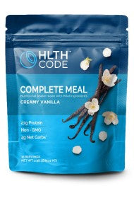 hlth code complete meal