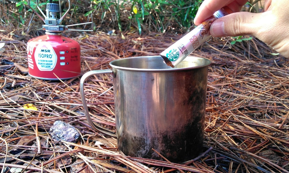 backpacking instant coffee