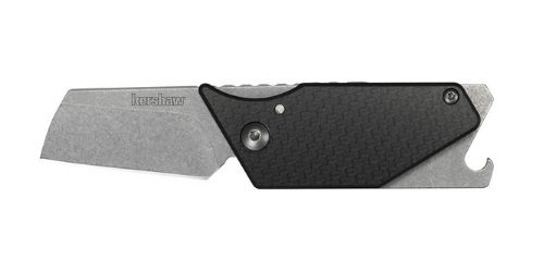Kershaw Pub Carbon Fiber smallest pocket knife