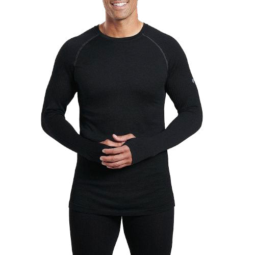 kuhl kondor merino wool base layer