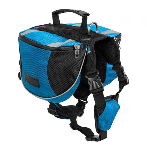 lifeunion saddlebag dog backpack