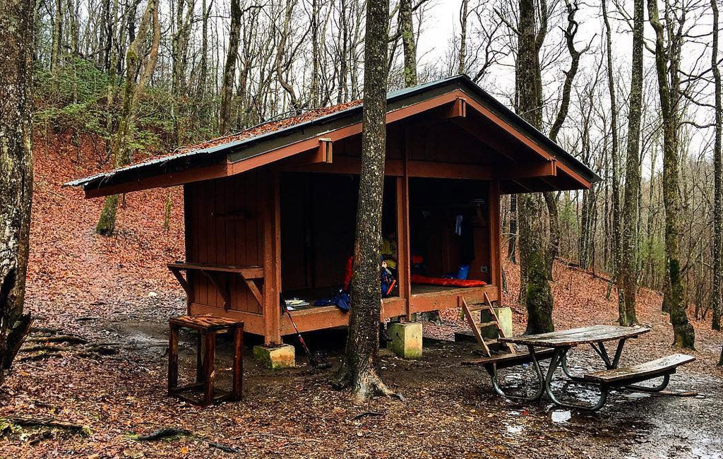 appalachian trail murders low gap shelter