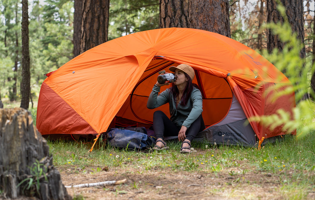 Marmote Limelight 3-person tent