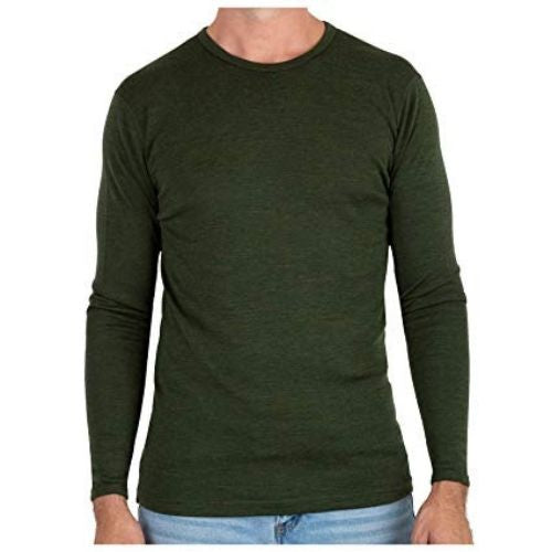 meriwool midweight merino wool base layer