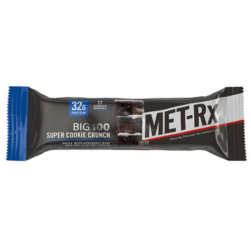 met-rx meal replacement bars