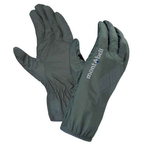 Montbell U.L. shell gloves