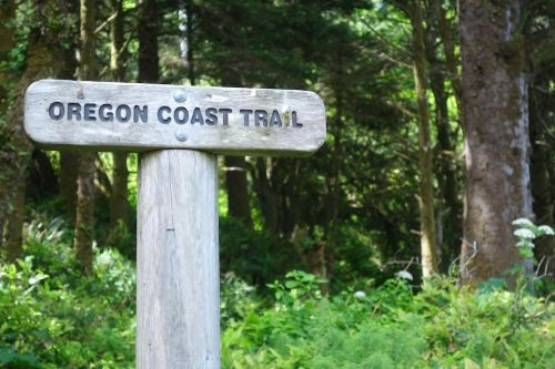 oregon coast trail guide