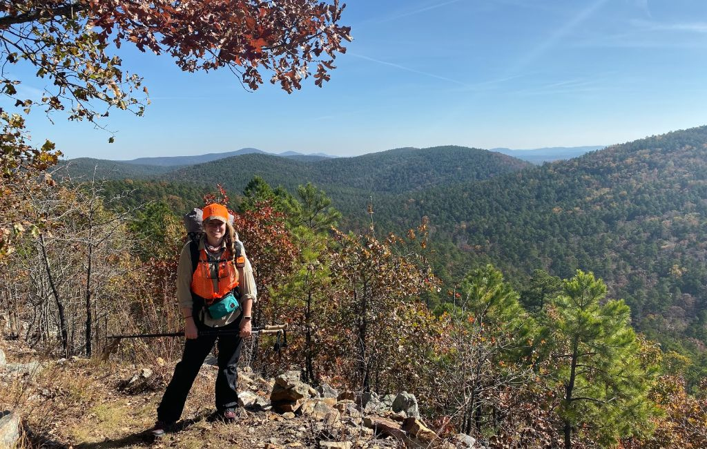 hunting season on the ouachita trail