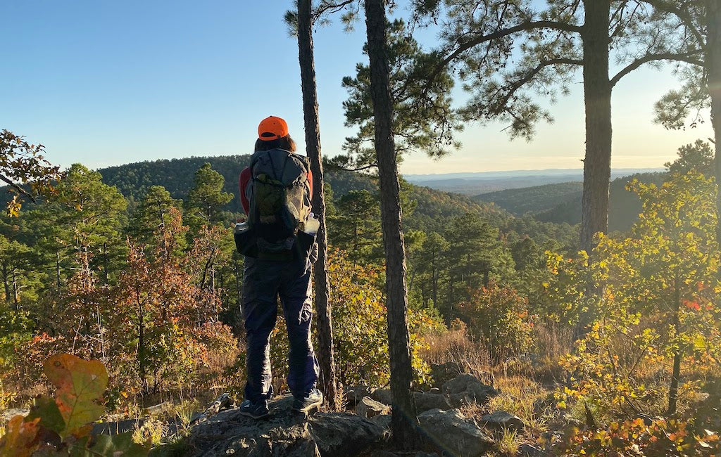 ouachita trail guide