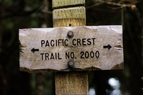 pacific trail section hikes