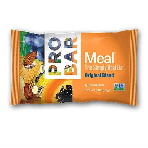 probar original blend meal replacement bars
