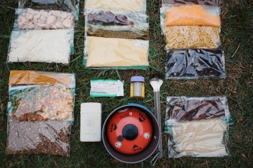 easy backpacking meal recipes