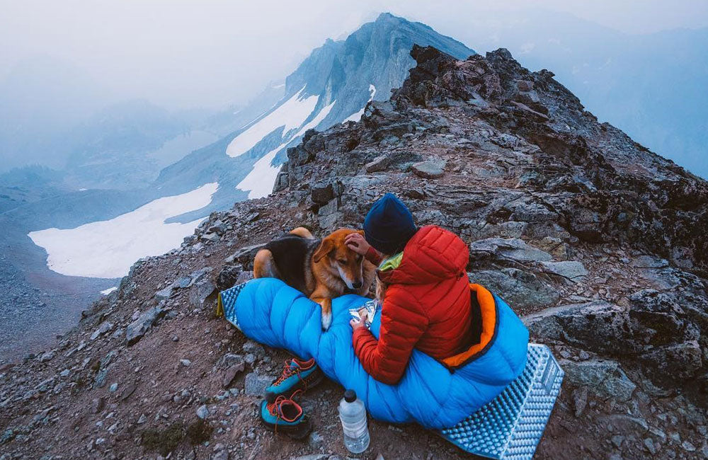 best ultralight backpacking sleeping bags