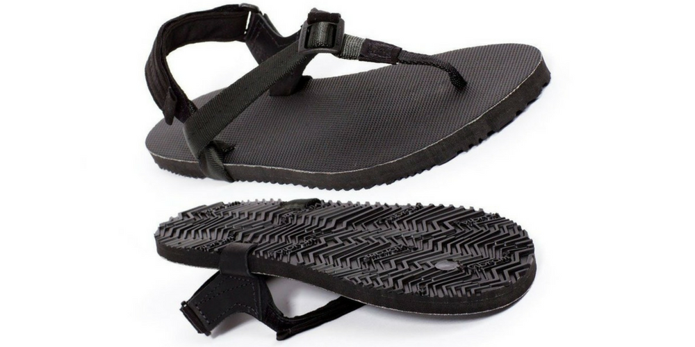 shamma sandals mountain goat - barefoot running minimalist sandals