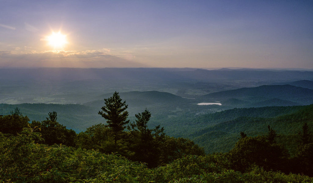 shenandoah valley appalachian trail section hikes