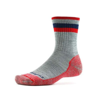 best hiking socks swiftwick pursuit hike six light