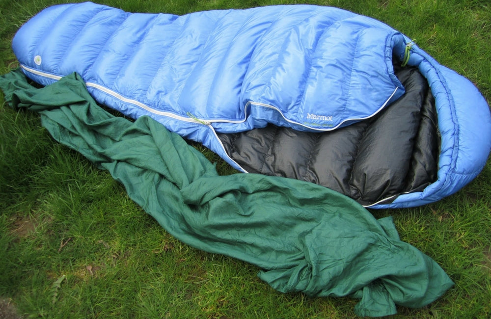best sleeping bag liners for hiking and backpacking