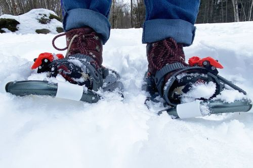 best lightweight snowshoes
