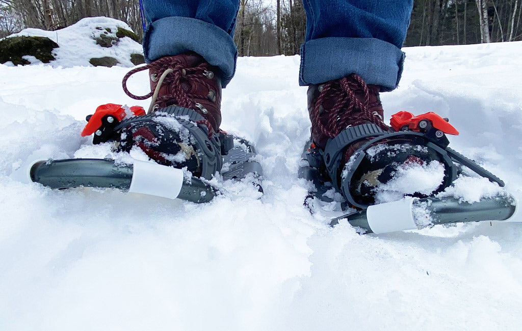 best snowshoes for winter backpacking
