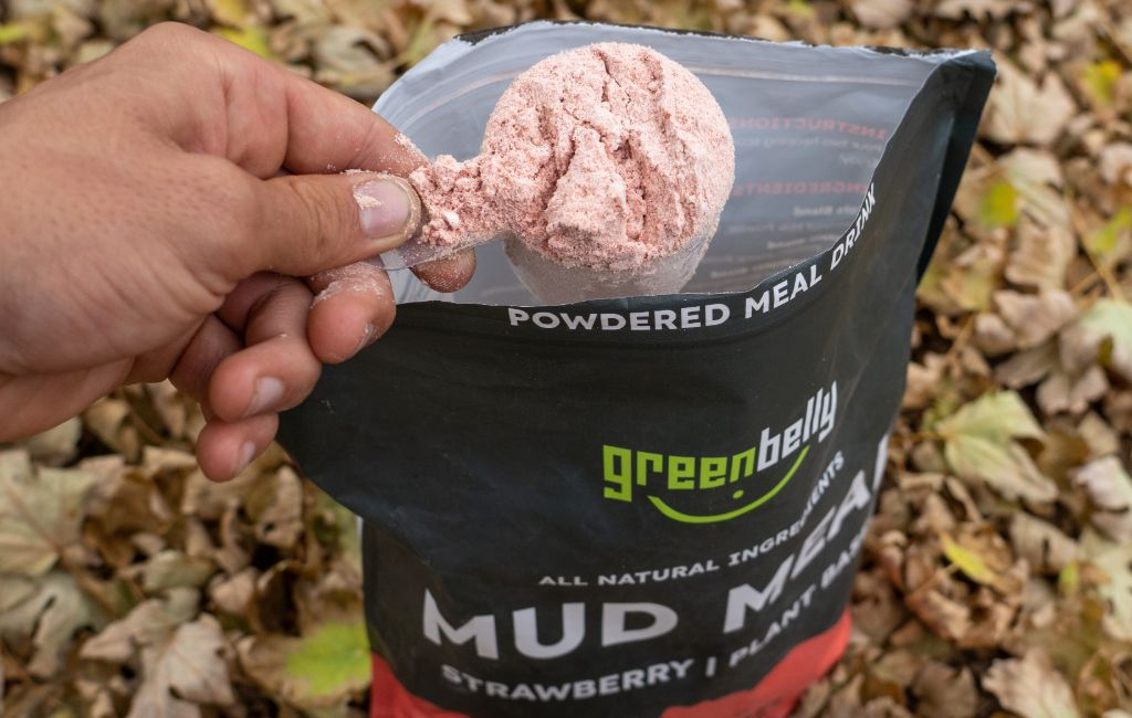strawberry mud meal