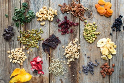 diy trail mix recipes