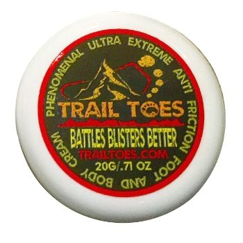 best foot balms trail toes