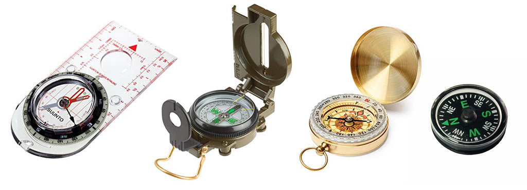 types of compass