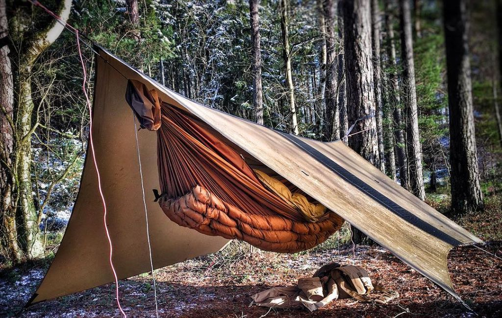 best hammock underquilts full setup