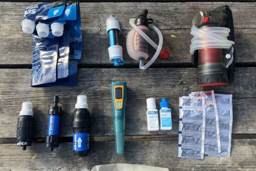 best water filters for backpacking