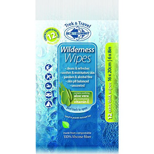 wilderness biodegradable wipes