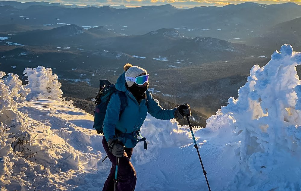layering for winter hiking
