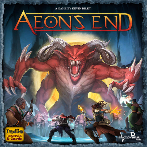Aeons End (T.O.S.) -  Action Phase Games