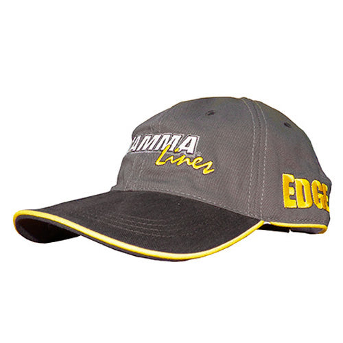 Gamma Edge Hat - Grey/Black