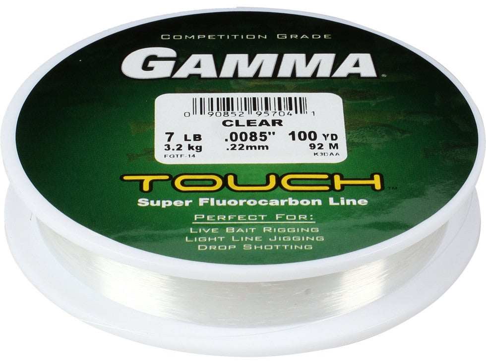Gamma Touch - Clear Mini-Bulk Spool