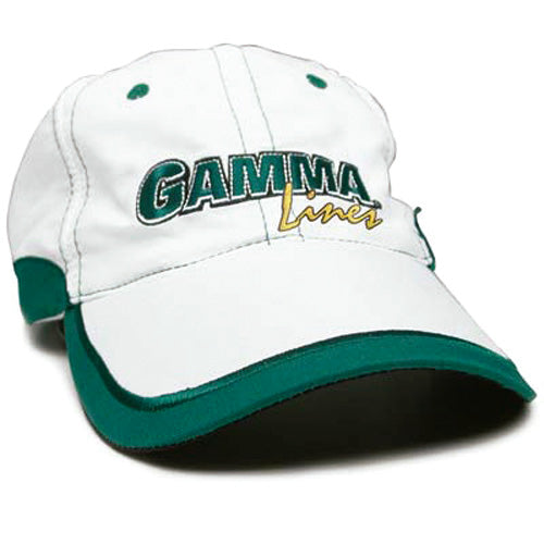 Gamma Line Hat - White/Teal