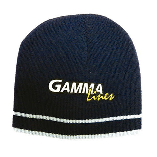 Gamma Knit Hat - Blue
