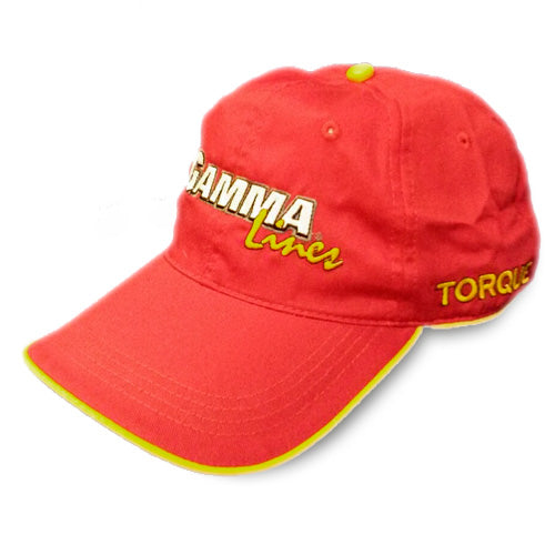 Gamma Torque Hat - Red