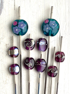 Beads From The Kiln