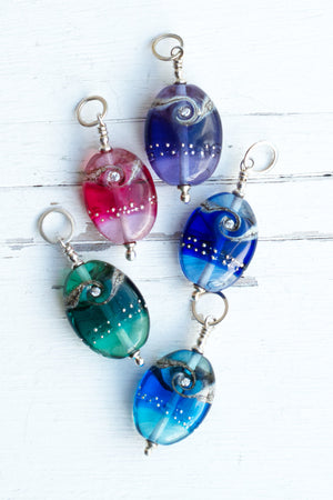 Introducing Jewels Lampwork Pendants