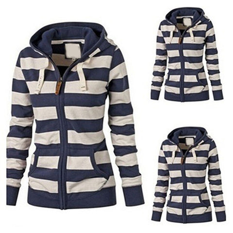 Hoodie Jumper Hooded Jacket Coat