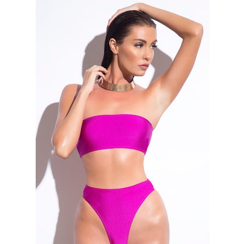 Bathing Suit New Polyester 8 Colors