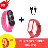 M4 Smart Watchs Sport Wristbands For Women LED Screen Fitness