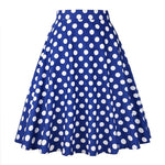 40s 60s Vintage 50s Pinup Skirt Summer Style