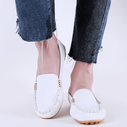 Women Casual Flat Shoes Spring Autumn Flat Loafer Women Shoes