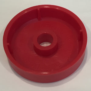 Classic Red Turntable Adapters