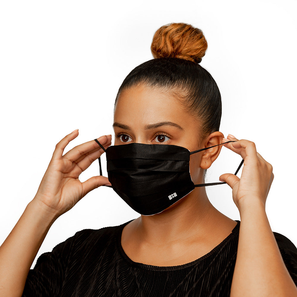 Reusable, Cotton Face Mask - Adult