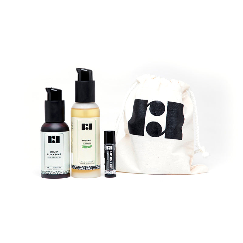 Travel Kit - Lemongrass