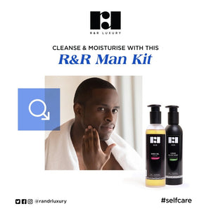 R&R Man Kit (Marrakech Nights)