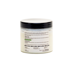 Whipped Shea Butter - Lemongrass