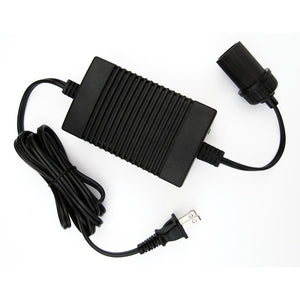 Koolatron  110V AC to 12V DC Power Adapter -Black AC16 - CoolCatCoolers